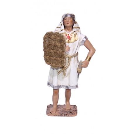 Egipcio con espada y escudo (95497-500)