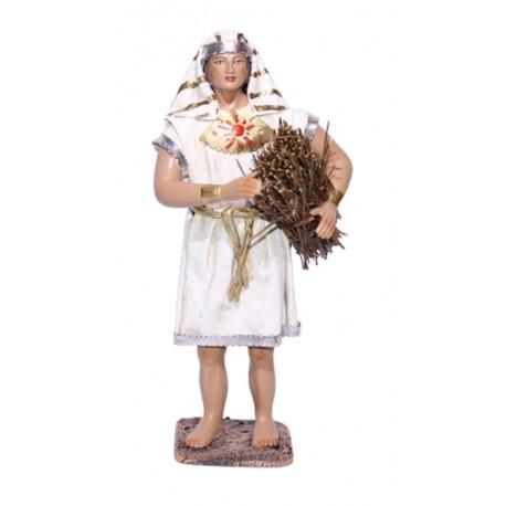 Egipcio con leña (95501-504)