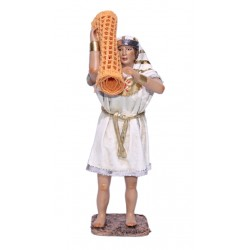 Egipcio con rollo de tela (95517-520)