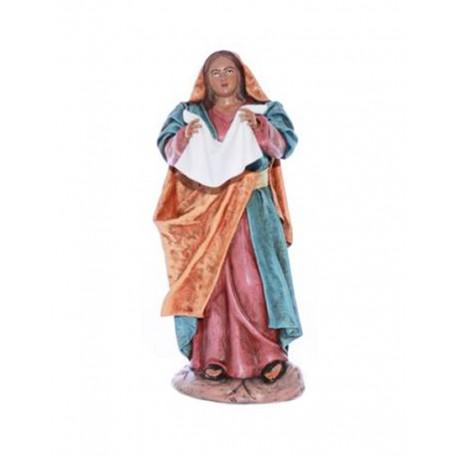 Pastora tendiendo ropa (95314-318)